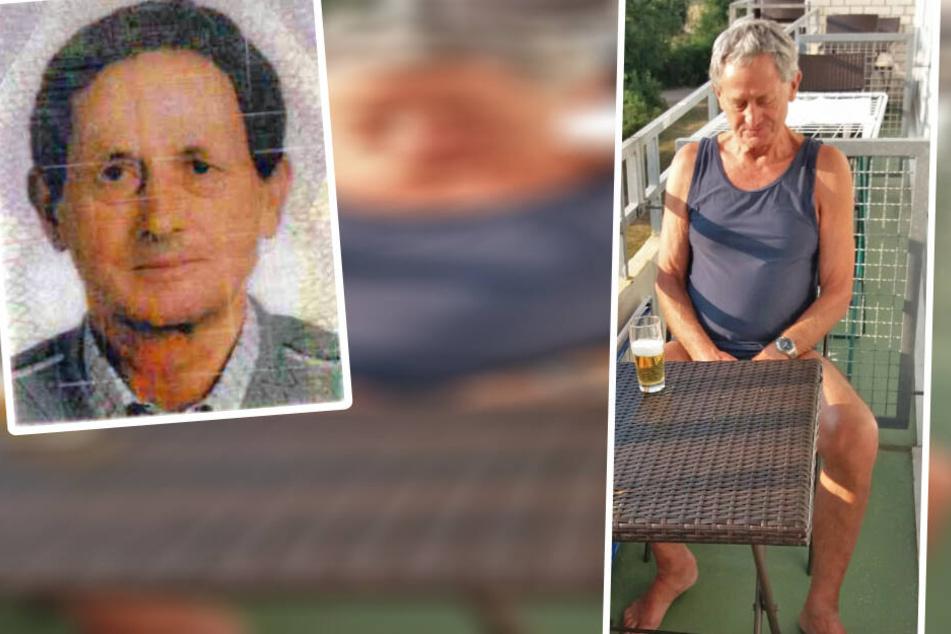 Er wird seit Juni vermisst: Wer hat Klaus T. (78) gesehen?