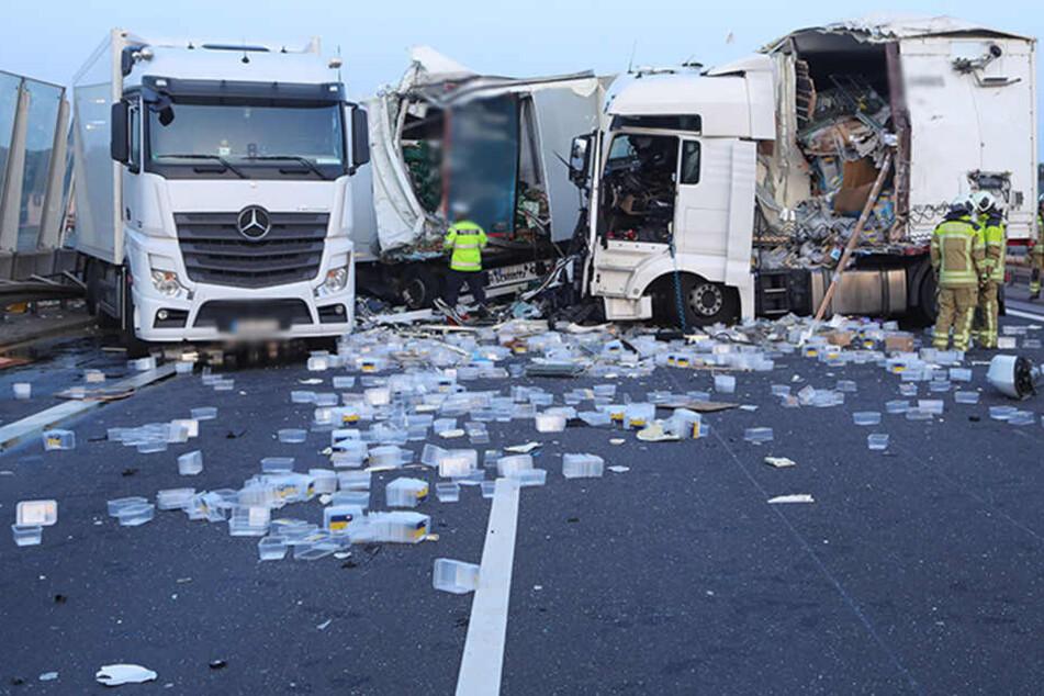 Nach A4-Unfall: Autofahrer hat keinen Bock auf Stau und wendet