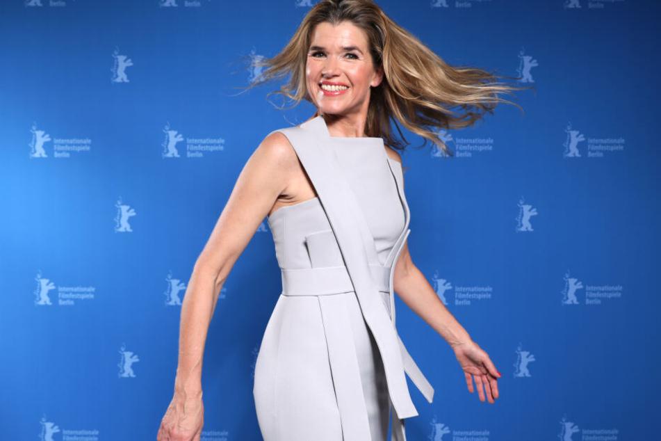Anke Engelke war Moderatorin der 69. Berlinale im Jahr 2019.