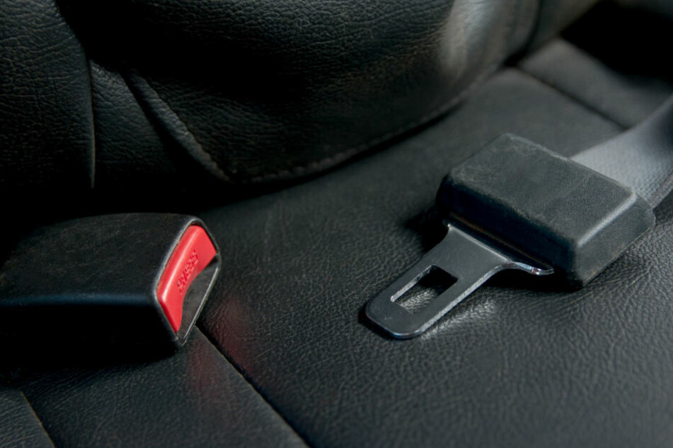 Anschnallpflicht im Auto (Symbolbild).
