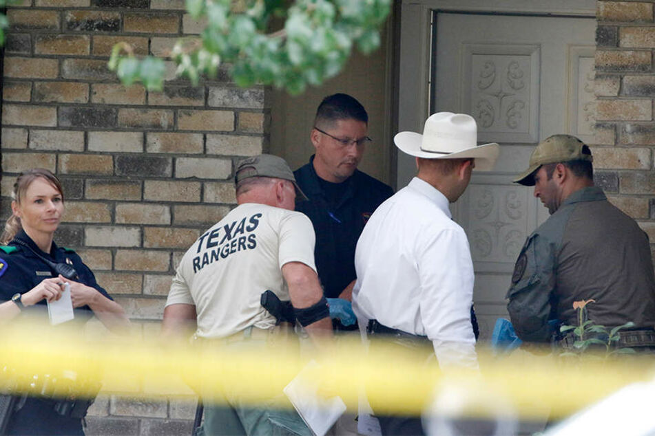 Bei einer Football-Party wurden sieben Personen erschossen.