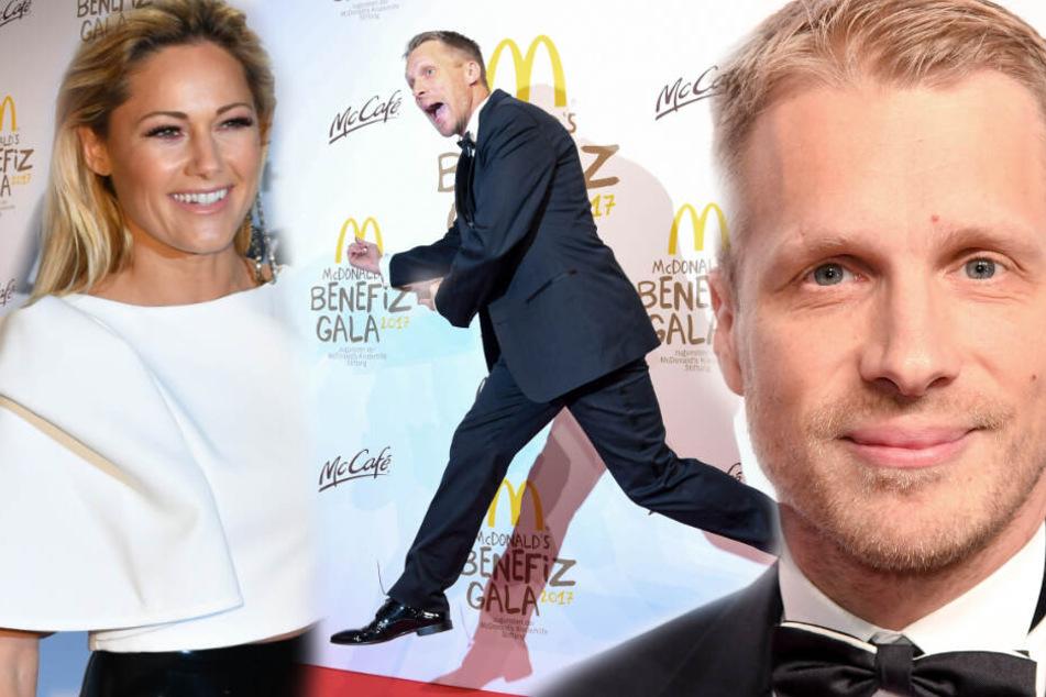 """Oliver Pocher tanzt bei """"Let's Dance"""" : Das hat er mit Helene Fischer vor!"""