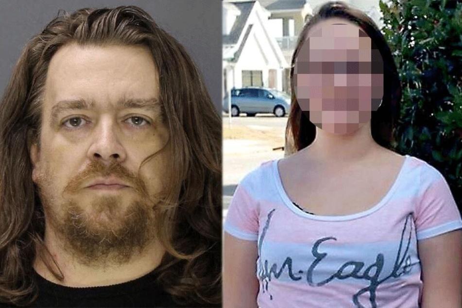 Mann missbraucht und ermordet Mädchen (†14), während ihre Adoptivmutter billigend zusieht