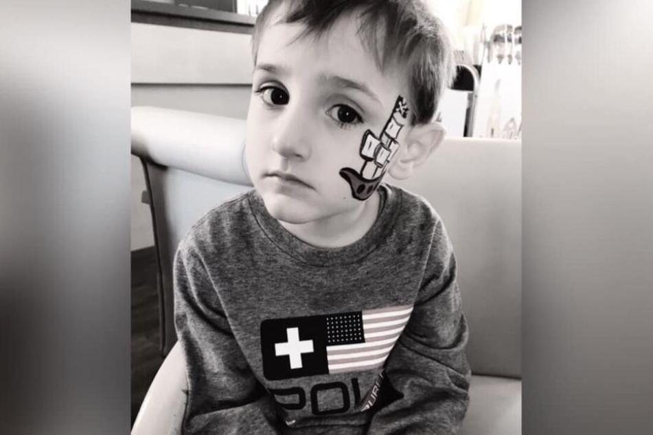 Leb wohl, tapferer Elliot (†5)! Junge stirbt nach jahrelangem Kampf gegen Krebs