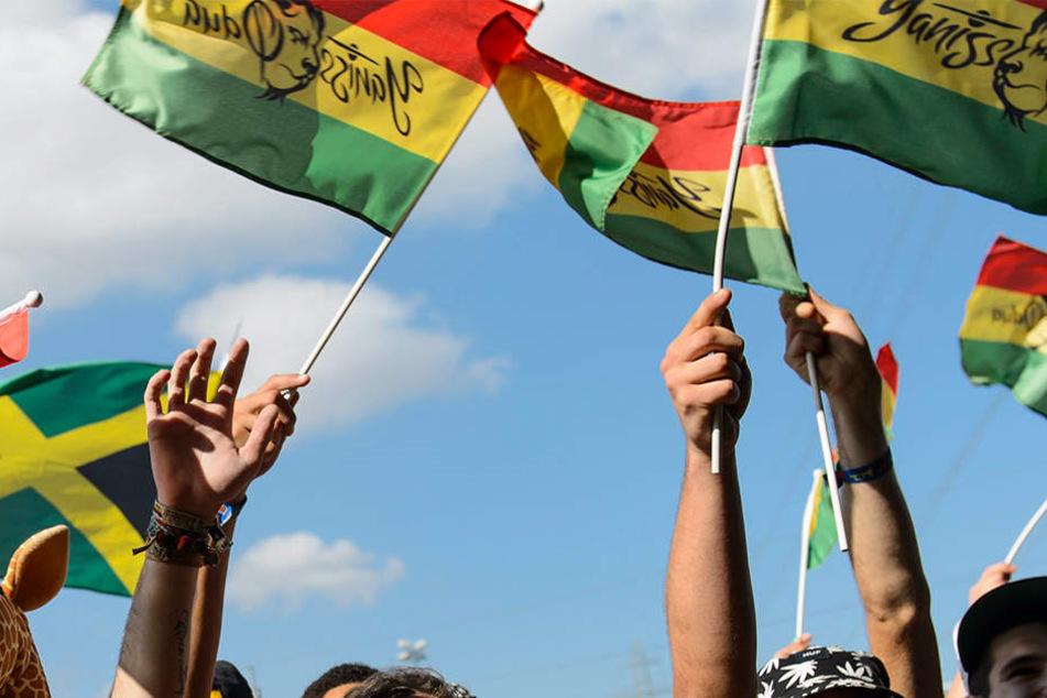 Zu entspannten Reggae-Beats könnt Ihr am Samstag schwoofen. (Symbolbild)