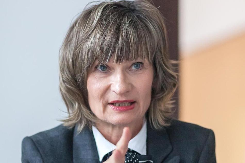 OB Barbara Ludwig (56, SPD) will sich Äußerungen ihres Sozialdezernenten erklären lassen.
