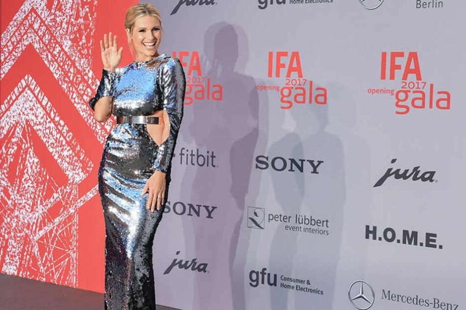 Die Opening Gala der IFA wurde von Michelle Hunziker moderiert.