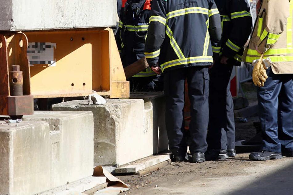 Ein Leichenfund auf einer Baustelle in Darmstadt sorgt am Donnerstag für Aufregung (Symbolbild).