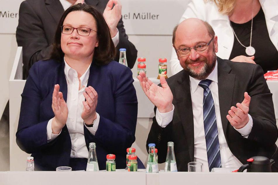 Die Erleichterung bei der SPD ist groß, doch ein souveräner Sieg gegen die GroKo-Gegner sieht anders aus.