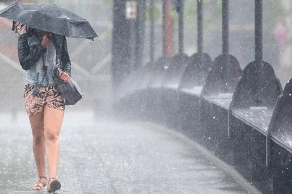 Die nächsten Tage versprechen typisches Aprilwetter: Es wird nass, grau und ungemütlich.