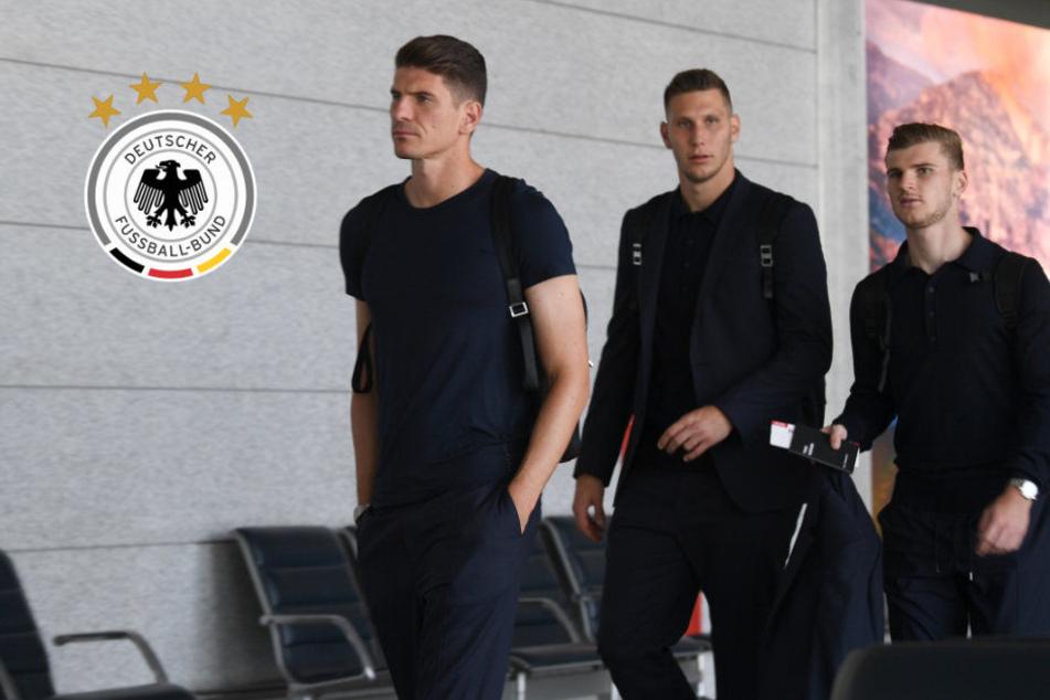 Deutsche Nationalmannschaft schreibt offenen Brief an Fans