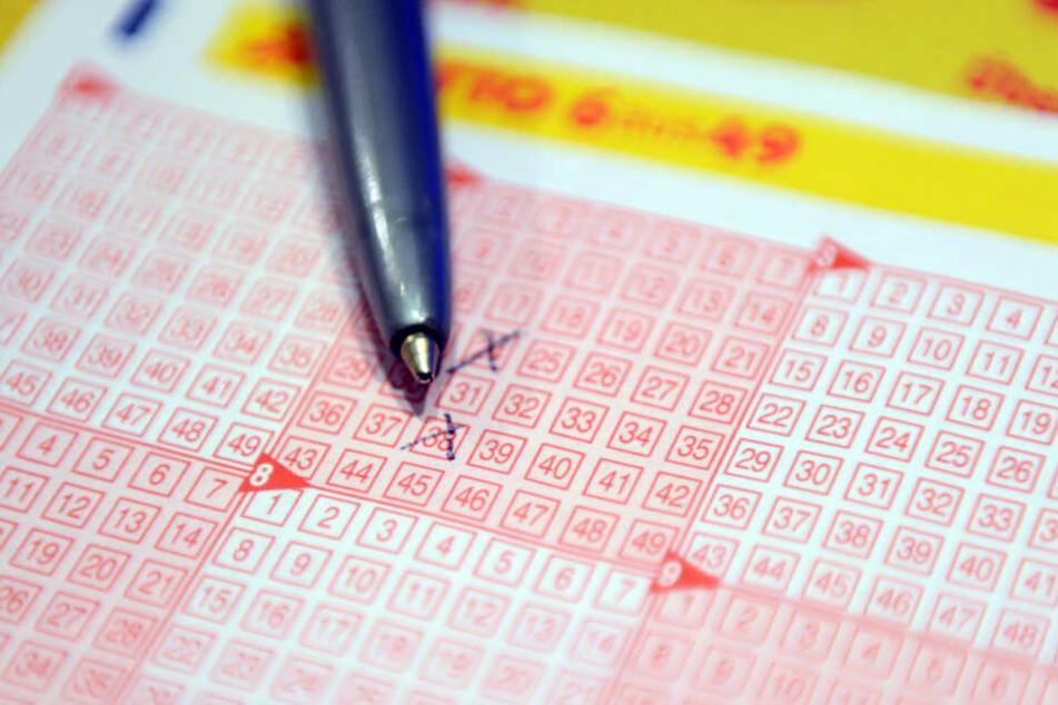 Sachsen geben mehr Geld für Lotto aus