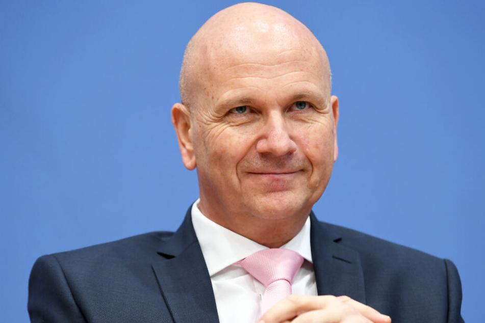 Uwe Brandl ist der Präsident des Bayerischen Gemeindetages.
