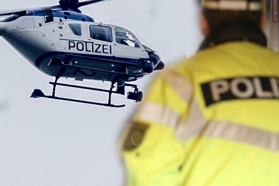 Die Polizei fahndet mit Hochdruck nach dem geflohenen Unfallfahrer.
