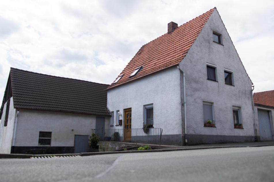 Jetzt kann man das Horror-Haus wieder komplett sehen.