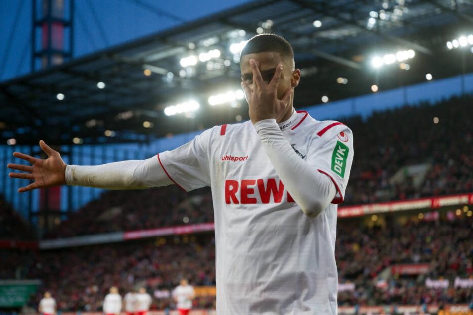 Dem 1. FC Köln gelang gegen Freiburg der vierte Heimsieg in Folge.