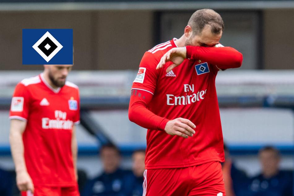 Aufstieg verpasst! HSV versagt in den entscheidenden Momenten
