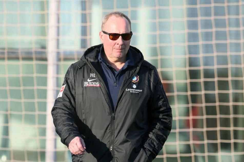 Präsident Helge Leonhardt verzichtet auf einen neuen Sportdirektor bzw. Sportvorstand.