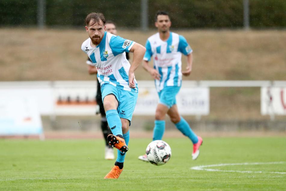 Der CFC trifft am Donnerstag beim Testspiel auf den ESV Eintracht Thum-Herold.