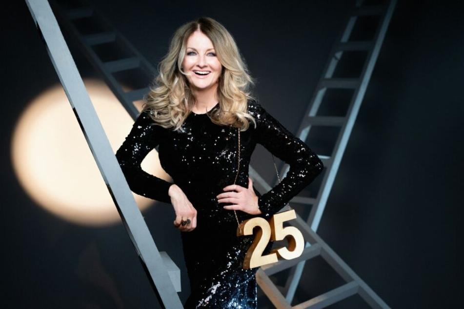 Bei einem Dreh in Monaco landete die schöne RTL-Moderatorin sogar im Knast.