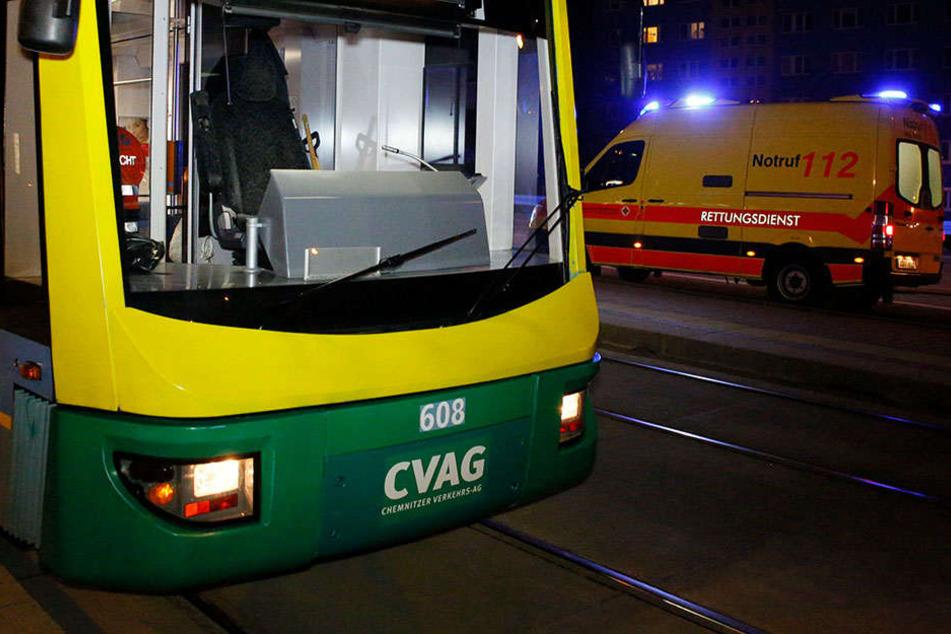 Der Mann wurde von der Straßenbahn erfasst und tödlich verletzt (Archivfoto).
