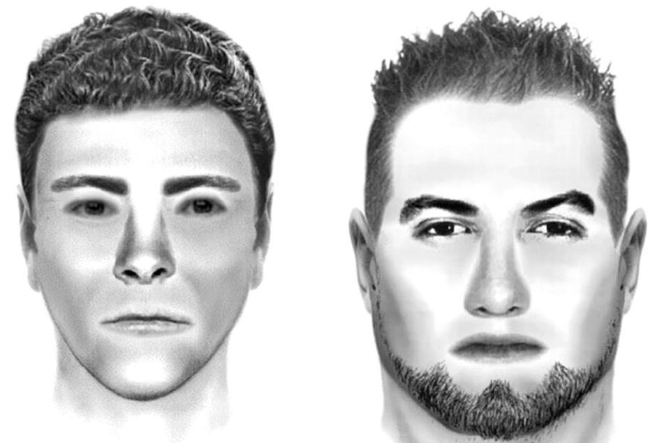 Wer kennt die beiden Tatverdächtigen?
