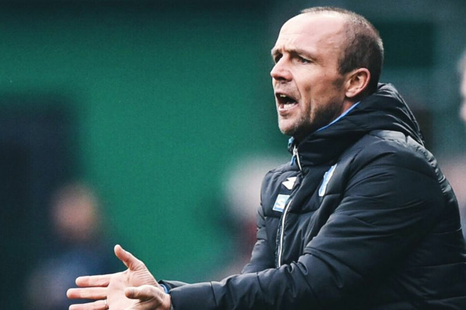 Neuer Cheftrainer bei der TSG 1899 Hoffenheim: Alfred Schreuder.