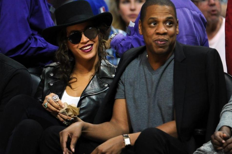 Beyoncé und Jay-Z sind verheiratet und haben eine gemeinsame Tochter.