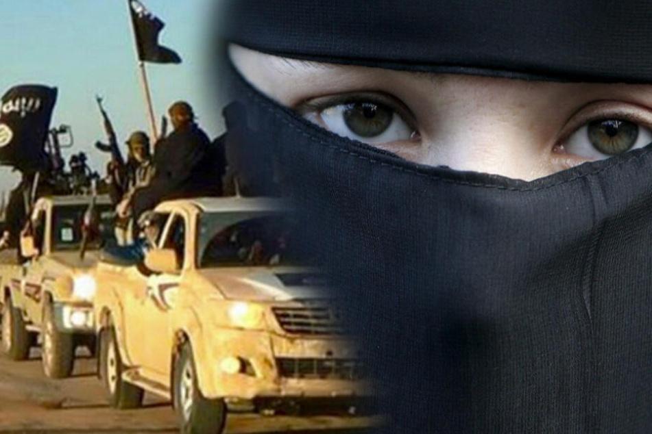 Von wegen Zwang: Darum schließen sich Frauen der Terror-Miliz IS an