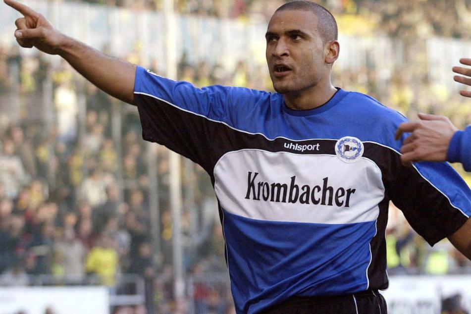 In Bielefeld war der Südafrikaner einer der Erfolgsgaranten während der Bundesliga-Zeit.
