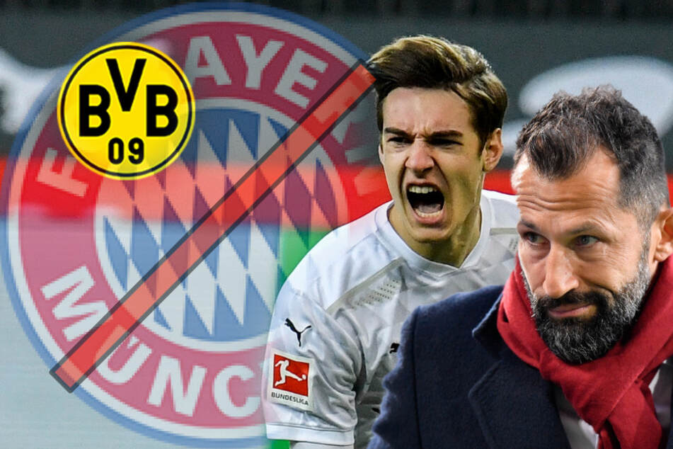 """Nächste Transfer-Klatsche für """"Brazzo""""? Holt ausgerechnet der BVB Gladbachs Neuhaus?"""