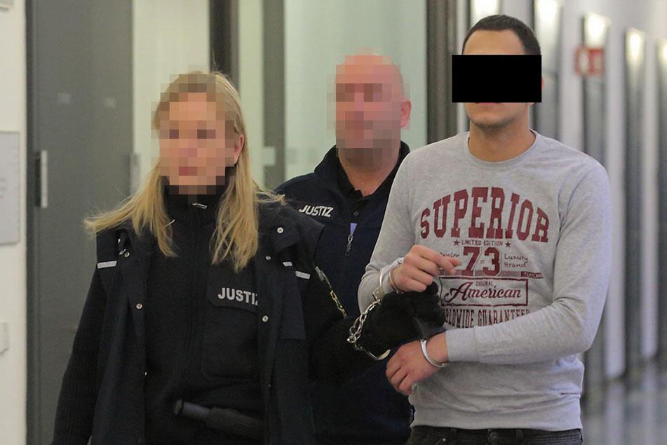 Ghaleb N. wurde jetzt verurteilt.