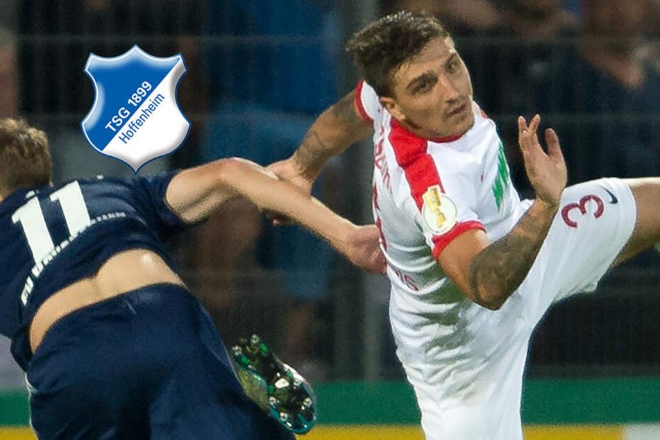 Hoffenheims Transfer-Offensive: Stafylidis wird der neue Nico Schulz