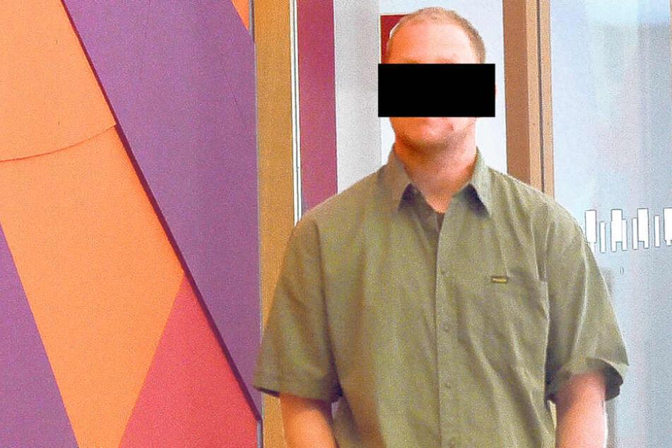 Udo K. (25) ging im Suff auf ein Pärchen los.