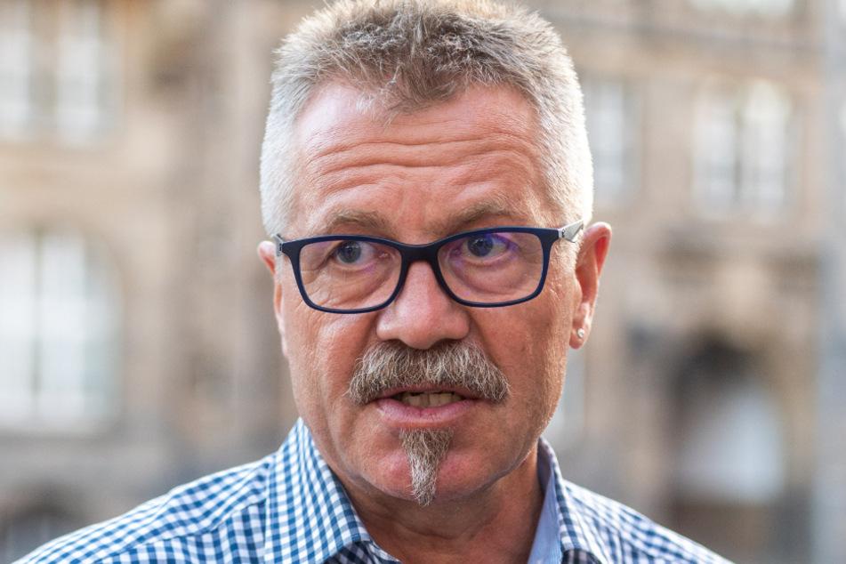 Ordnungsbürgermeister Miko Runkel (59) soll ab November die Amtsgeschäfte führen.
