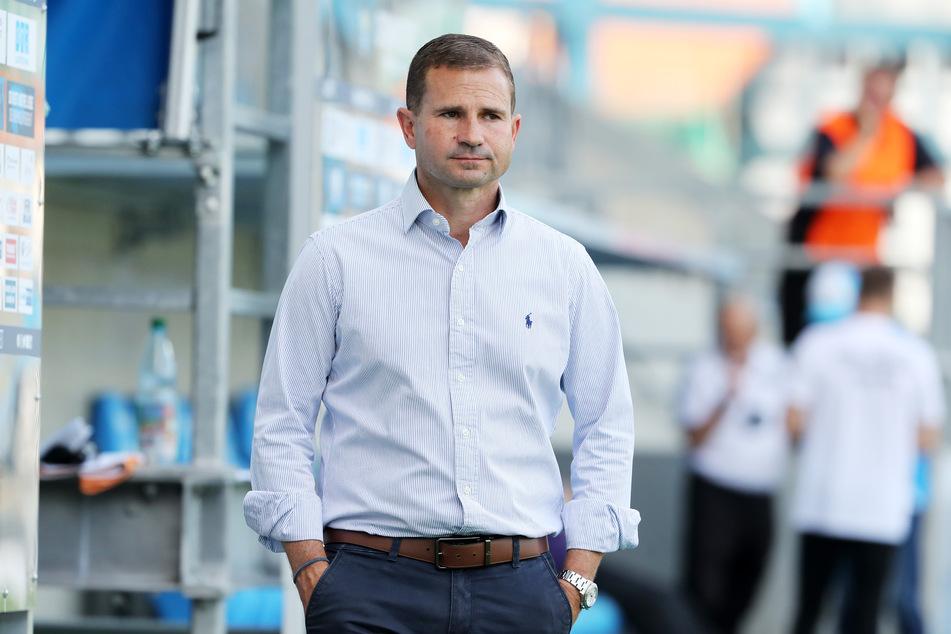 Sportchef Marc Arnold (50) ist mit dem bisherigen Abschneiden seines CFC in dieser Saison nicht zufrieden, eine Trainerentlassung ist für ihn aber kein Thema