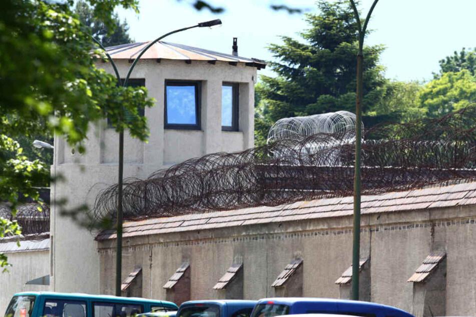 Die Justizvollzugsanstalt Landsberg am Lech: Hier saß Uli Hoeneß ein.