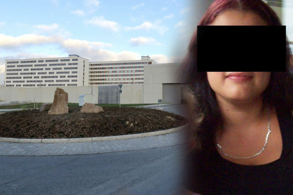 Baby (†) entsorgt: Todesmutter von Dresden sitzt jetzt im Frauenknast