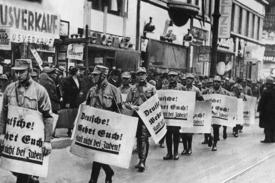 80 Jahre nach der Reichspogromnacht: Juden-Hass in Leipzig auch heute noch spürbar
