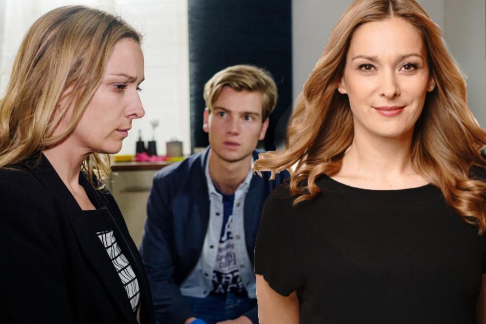 """""""Unter Uns""""-Star mit krasser Alkohol-Beichte: Hier hatte Astrid Leberti ihren größten Filmriss"""