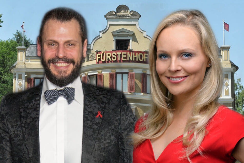 "Knutscht Ex-""Sturm der Liebe""-Biest Jenny Löffler jetzt Manuel Cortez?"