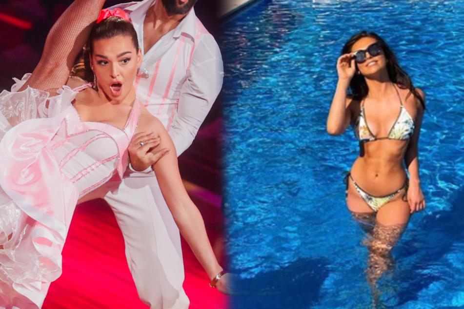 """Lili Paul-Roncalli beruhigt ihre Fans: """"Mir geht es super und bin topfit"""""""