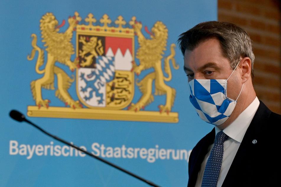 Coronavirus: Bayern laut Söder erneut vor Ausrufung des Katastrophenfalls