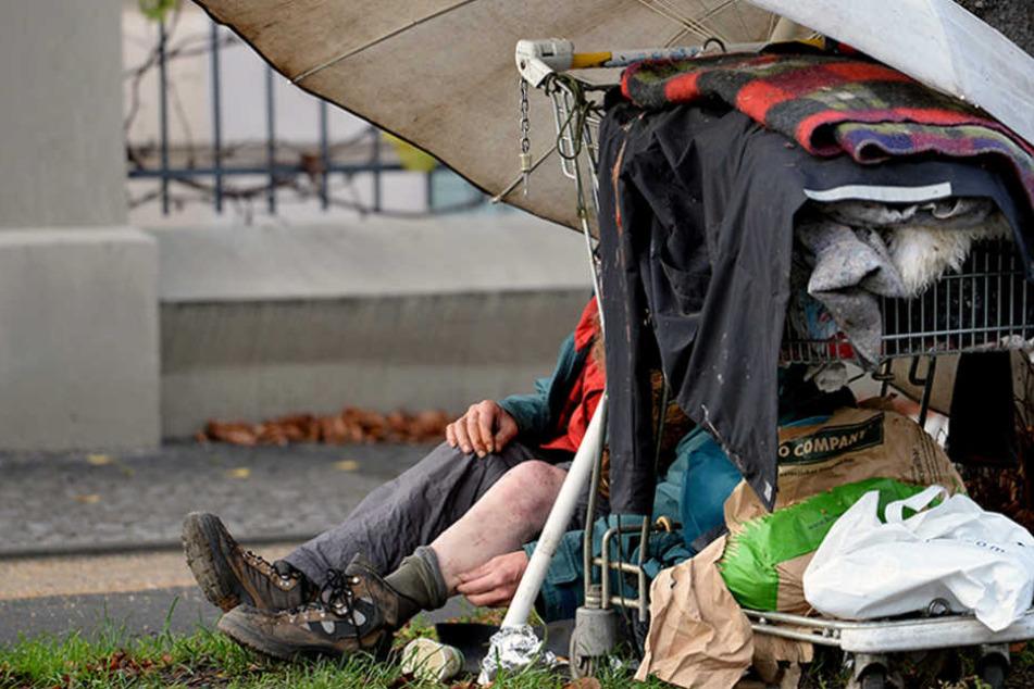 Eine genaue Zahl der Wohnungslosen in Berlin gibt es nicht. Schätzungen gehen von 20.000 bis 40.000 Menschen aus.