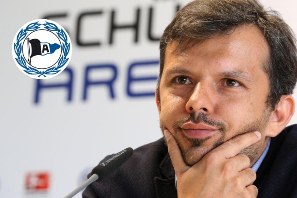 Der DSC-Etat wächst: Trotzdem achtet Sport-Manager Arabi auf jeden Cent