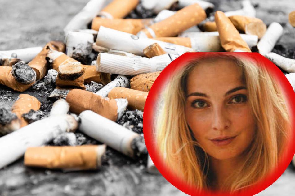 Frankfurt: Schockierend: So kann ein einziger Zigarettenstummel die Umwelt gefährden