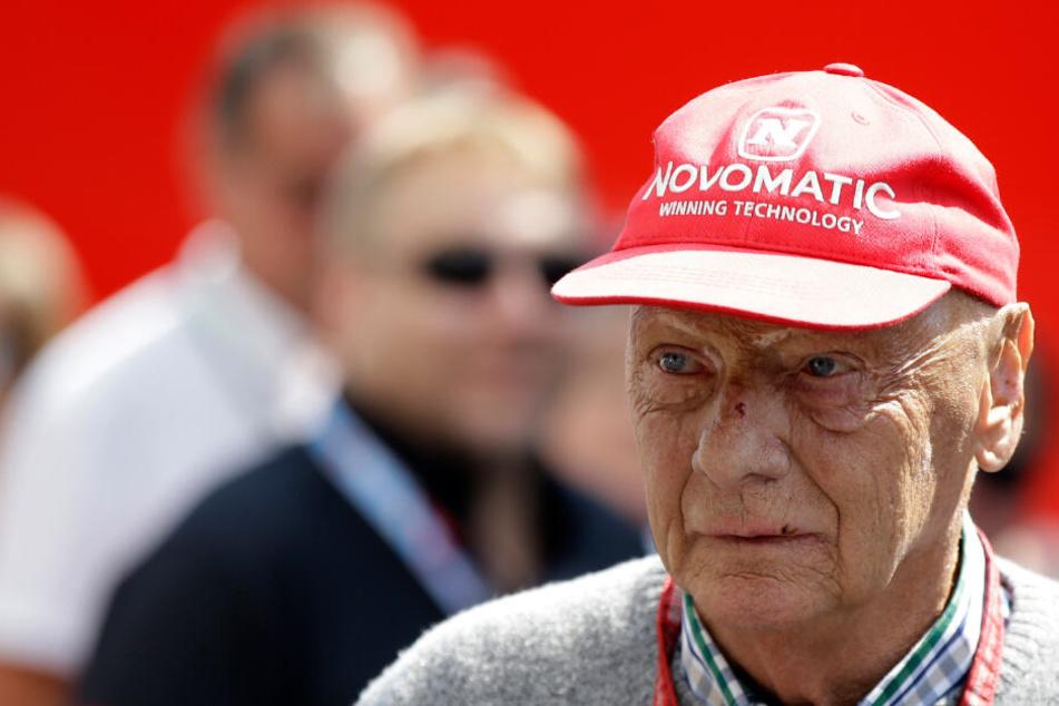 Große Verwunderung: Niki Lauda (†70) aus seinem Grab geholt