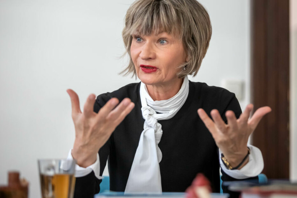 Sie tritt im September ab: Oberbürgermeisterin Barbara Ludwig (57, SPD).