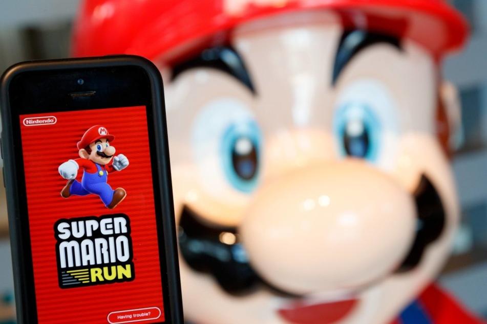 Super Mario gibt es mittlerweile fürs Smartphone. Und der Trend macht auch vor Promis keinen Halt!