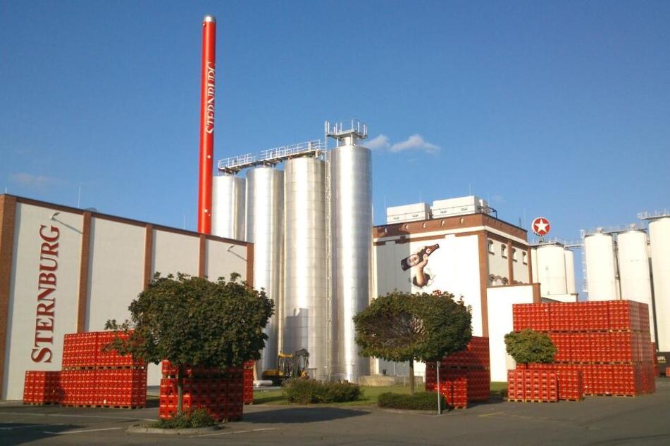 Hier in Leipzig wird das bekannte Sternburg Export gebraut.
